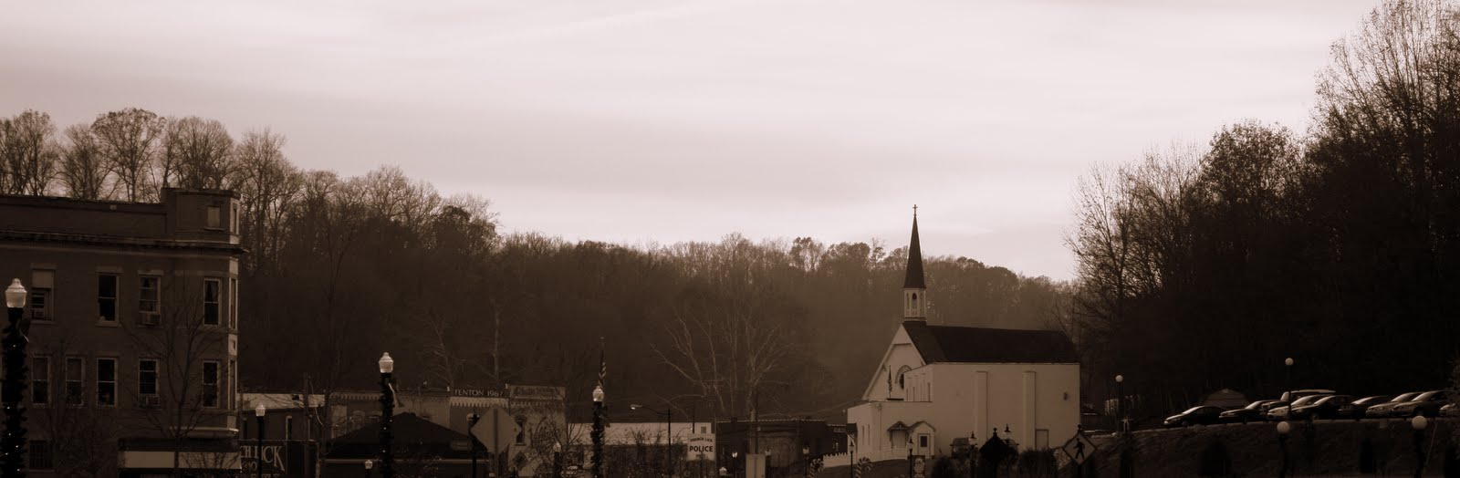 French Lick church