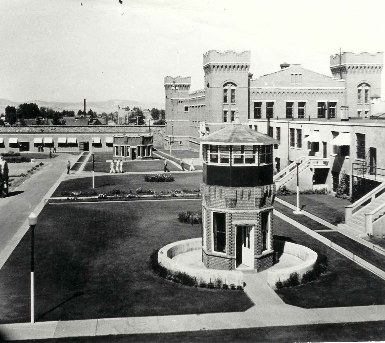 Old Montana State Prison Ghost Tours