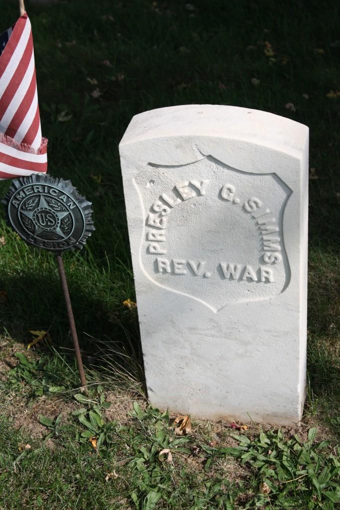 A Revolutionary War veteran